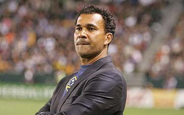 Ruud Gullit as a manager