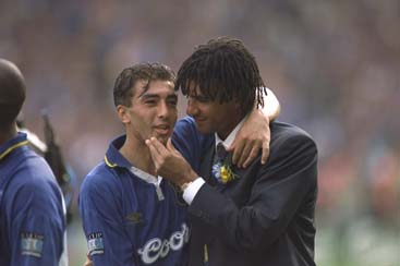 Ruud Gullit as a manager in Chelsea